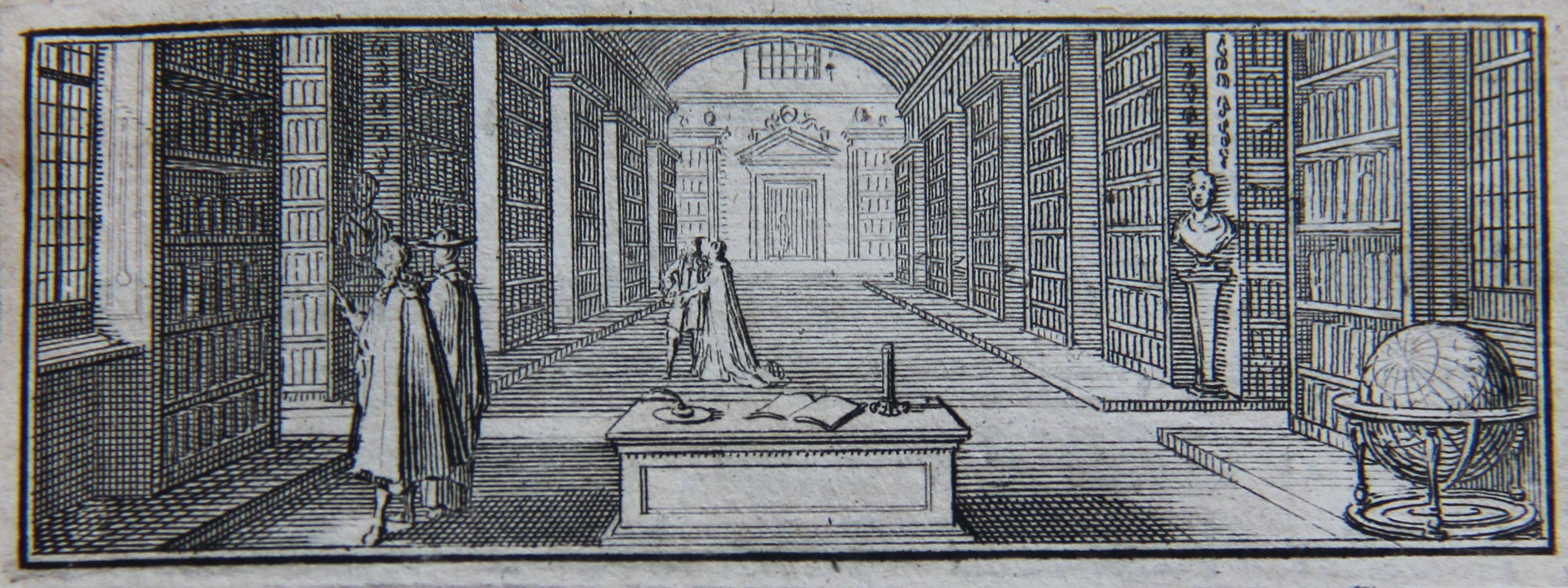 A 17th Century Handheld Library | Provenance Online Project